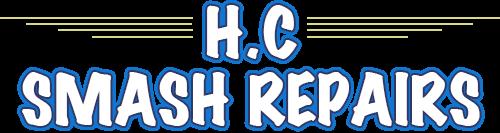 H.C Smash Repairs logo